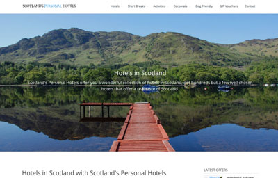 Scotland's Personal Hotels